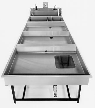 Darkroom Sinks Wet Bench And Worktop